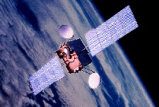 Satellites Anik E